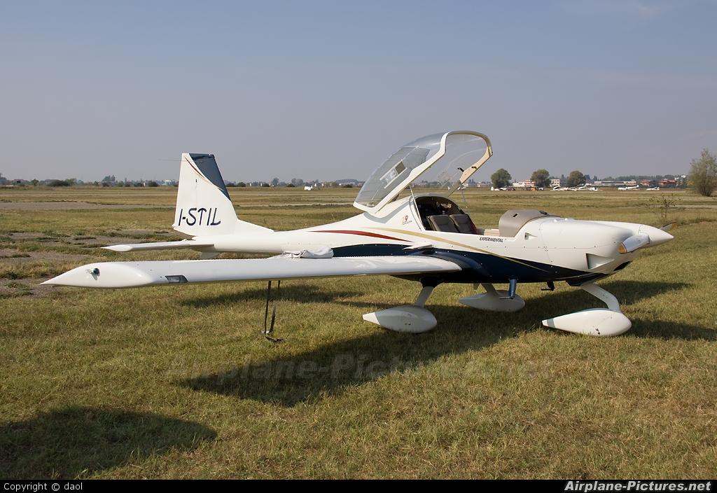 Private I-STIL aircraft at Ferrara