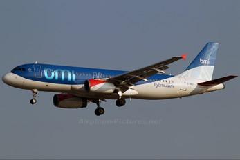G-MIDY - BMI British Midland Airbus A320