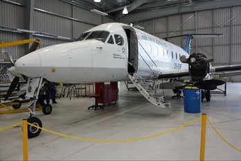 ZK-EAF - Air New Zealand Link - Eagle Airways Beechcraft 1900D Airliner