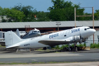 N131FS - Four Star Air cargo Douglas DC-3