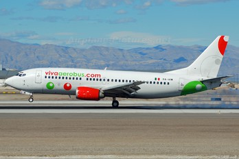XA-VIM - VivaAerobus Boeing 737-300