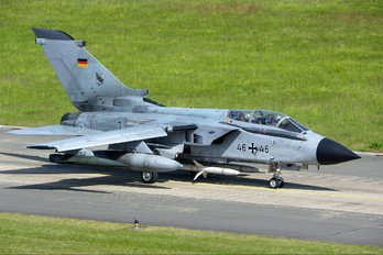 46+46 - Germany - Air Force Panavia Tornado - ECR