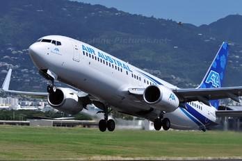 F-ONGB - Air Austral Boeing 737-800