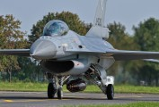 J-020 - Netherlands - Air Force General Dynamics F-16A Fighting Falcon aircraft