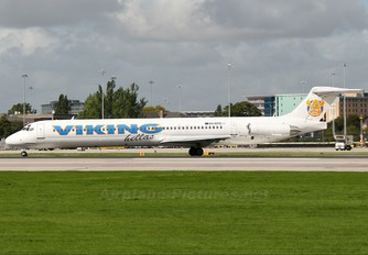 SX-SMS - Viking Airlines McDonnell Douglas MD-83