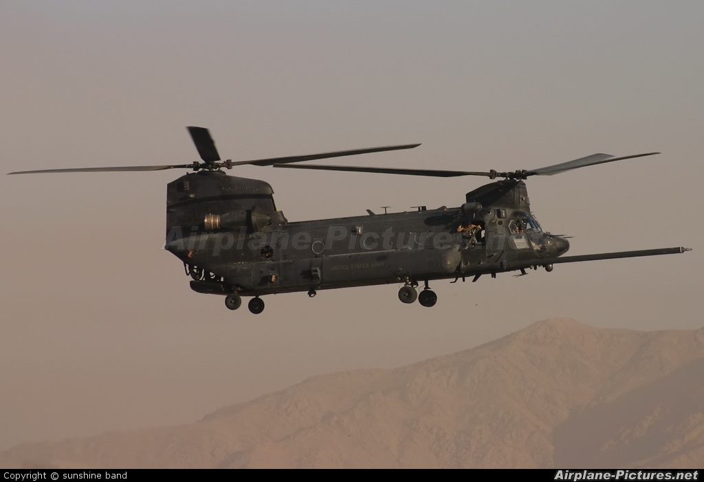 USA - Army 89-0161 aircraft at In Flight - Afghanistan