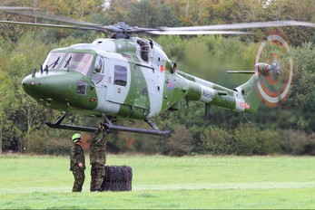 XZ177 - Royal Navy: Royal Marines Westland Lynx AH.7