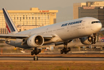 F-GSQG - Air France Boeing 777-300ER