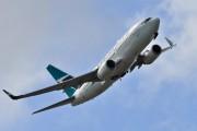 C-FIWJ - WestJet Airlines Boeing 737-700 aircraft