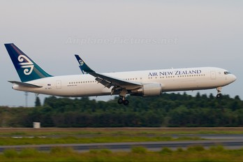 ZK-NCI - Air New Zealand Boeing 767-300ER
