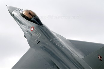 E-177 - Denmark - Air Force General Dynamics F-16A Fighting Falcon