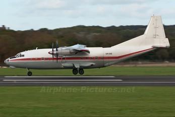 UR-CAG - Meridian Aviation Antonov An-12 (all models)