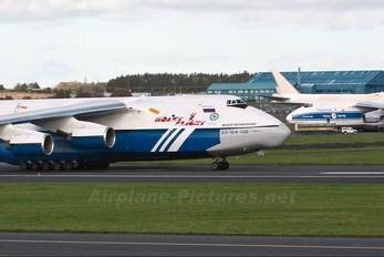 RA-82077 - Polet Flight Antonov An-124