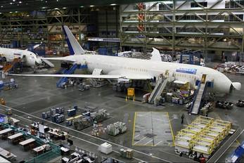 - - Boeing Company Boeing 787-8 Dreamliner