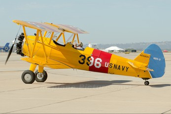 N5580M - Private Boeing Stearman, Kaydet (all models)