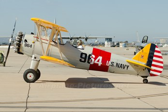 N47964 - Private Boeing Stearman, Kaydet (all models)