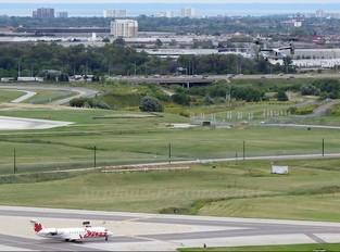C-GNJA - Air Canada Jazz Canadair CL-600 CRJ-100