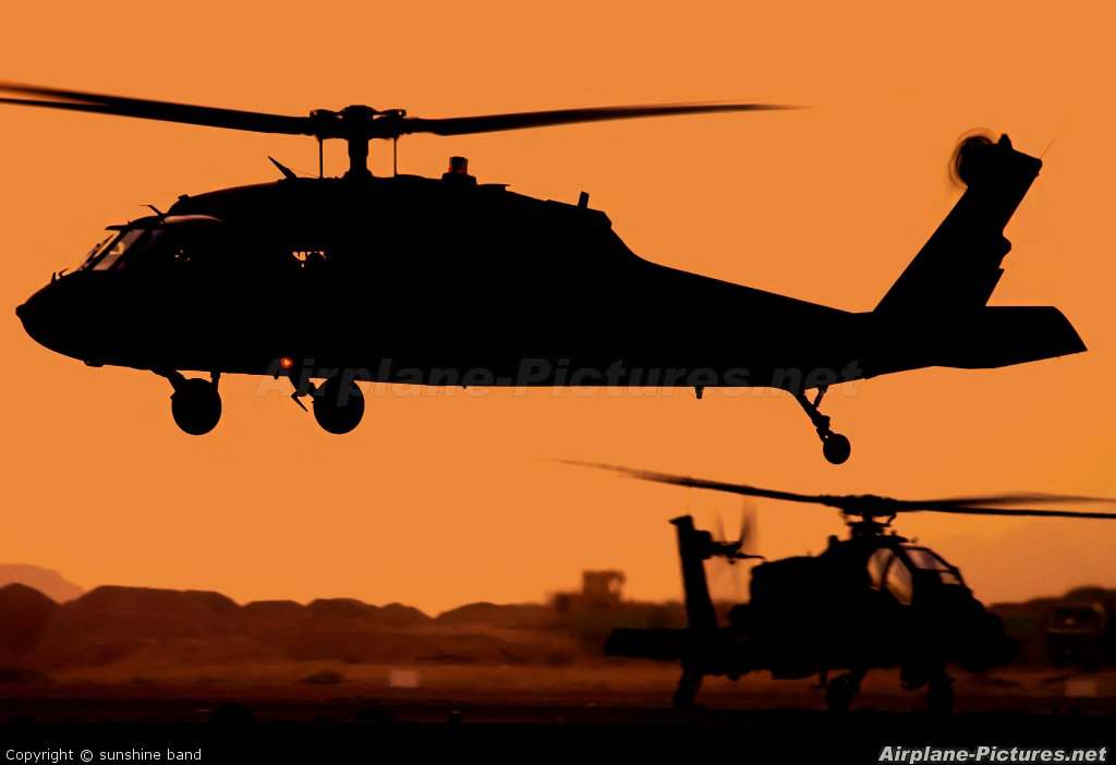 USA - Army - aircraft at Kabul