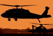 - - USA - Army Sikorsky UH-60A Black Hawk aircraft