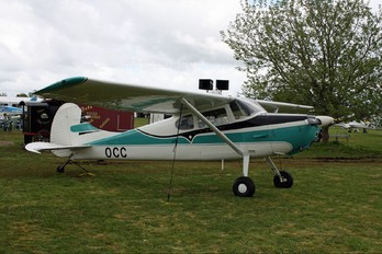 ZK-OCC - Private Cessna 170