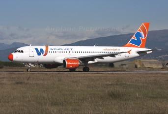 EI-DFN - Windjet Airbus A320