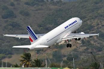 F-GKXG - Air France Airbus A320