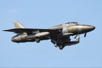 G-BZSF - Hawker Hunter Aviation Hawker Hunter T.8