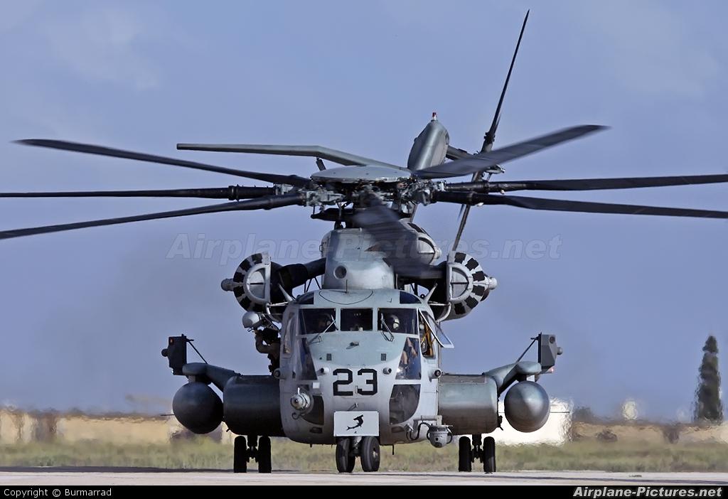 USA - Marine Corps 163085 aircraft at Malta Intl