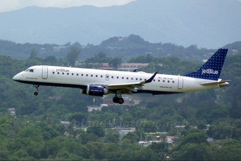 N274JB - JetBlue Airways Embraer ERJ-190 (190-100)