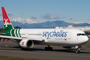 S7-FCS - Air Seychelles Boeing 767-300ER