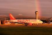 G-EZFH - easyJet Airbus A319 aircraft
