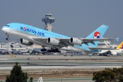 HL7611 - Korean Air Airbus A380 aircraft
