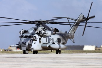 164366 - USA - Marine Corps Sikorsky CH-53 Sea Stallion
