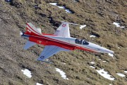 J-3083 - Switzerland - Air Force:  Patrouille de Suisse Northrop F-5E Tiger II aircraft