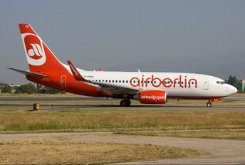 D-AHXA - Air Berlin Boeing 737-700