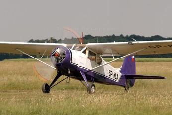 SP-KLA - Private Yakovlev Yak-12A