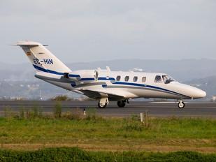 EC-HIN - Private Cessna 525 CitationJet