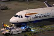 G-EUXD - British Airways Airbus A321 aircraft