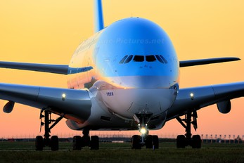 HL7613 - Korean Air Airbus A380