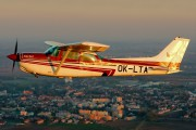 OK-LTA - Private Cessna 172 RG Skyhawk / Cutlass aircraft