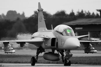 39829 - Sweden - Air Force SAAB JAS 39D Gripen