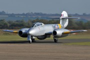 G-BWMF - Aviation Heritage Gloster Meteor T.7 aircraft