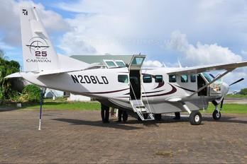 N208LD - Cessna Aircraft Company Cessna 208 Caravan
