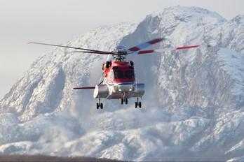 LN-OQI - CHC Norway Sikorsky S-92