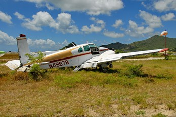 N4987B - Private Beechcraft 50 Twin Bonanza
