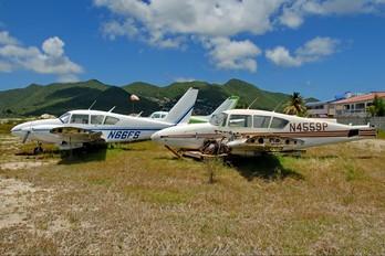 N4559P - Private Piper PA-23 Aztec