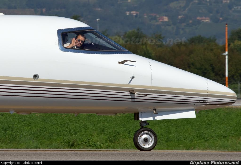 Air Four I-ERJD aircraft at Bergamo - Orio al Serio