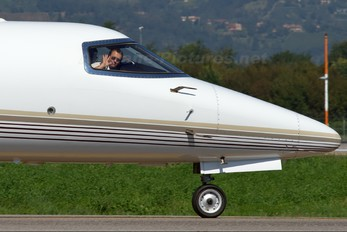 I-ERJD - Air Four Learjet 45