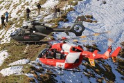 HB-ZRC - REGA Swiss Air Ambulance  Eurocopter EC145 aircraft