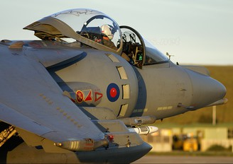 ZG502 - Royal Navy British Aerospace Harrier GR.9